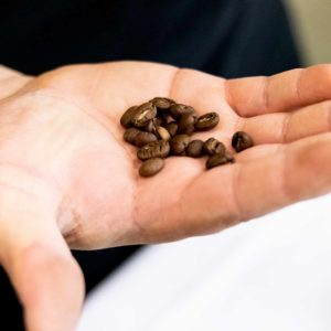 Quality control during coffee roasting by Maher