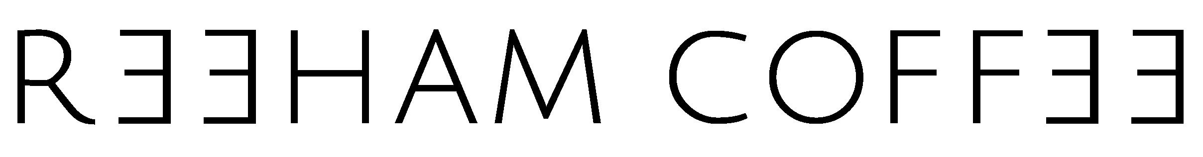 Logo Reeham Coffee
