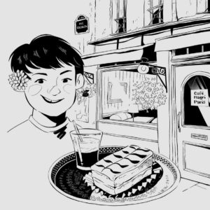 Reeham Coffee Story mit Maher als Junge