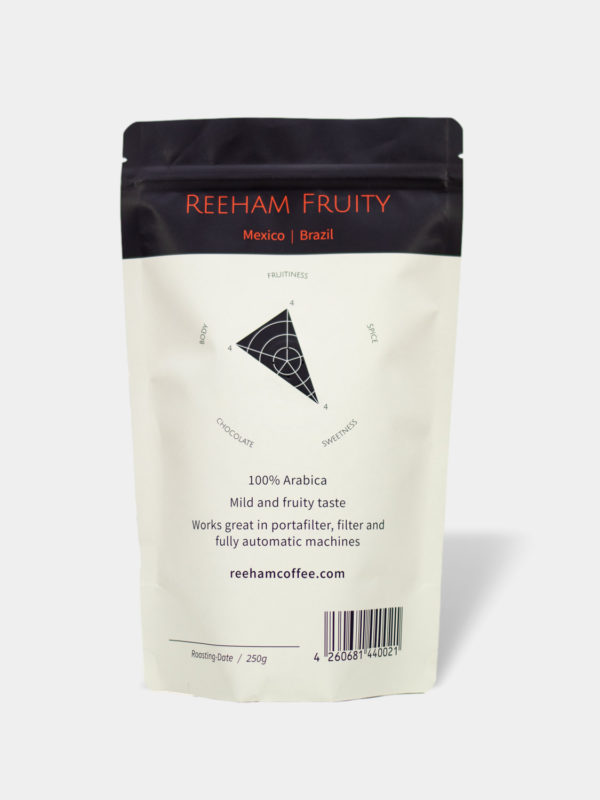 Reeham Fruity Coffee