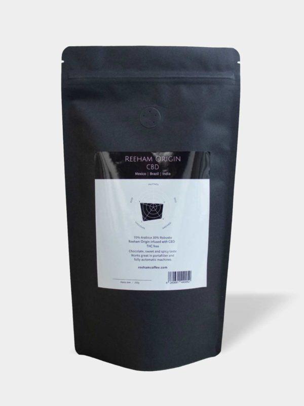 Reeham Origin CBD Kaffee